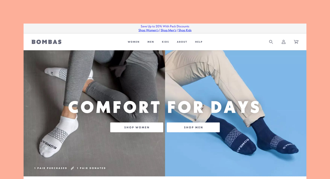 shopify commerce awards 2017 honorable mentions: Wondersauce