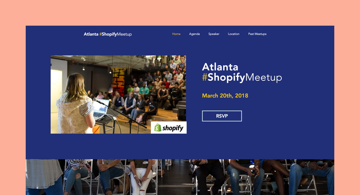 shopify commerce awards 2017 winners: atlanta meetup