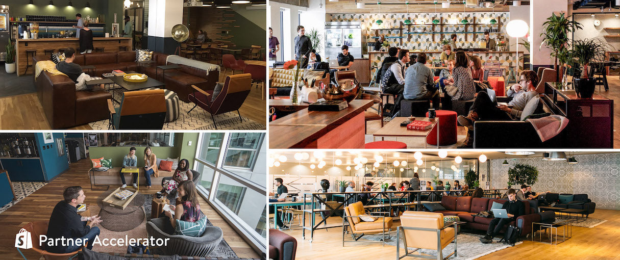 Meet the New Residents of the Shopify Partner Accelerator
