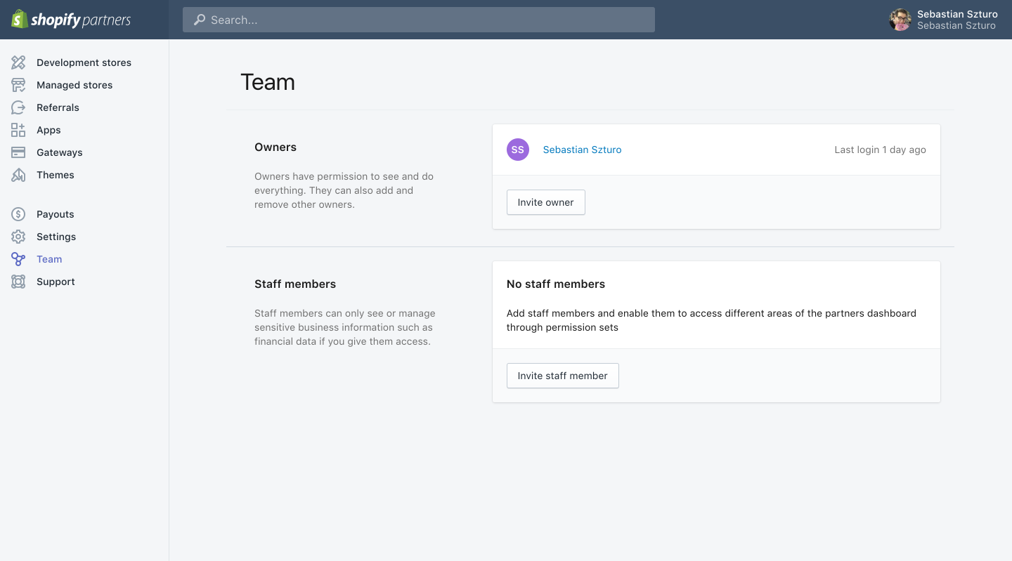 Introducing the New Shopify Partner Dashboard