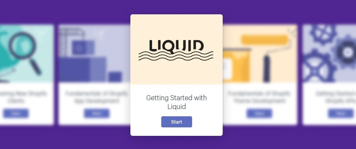 shopify partner program: liquid