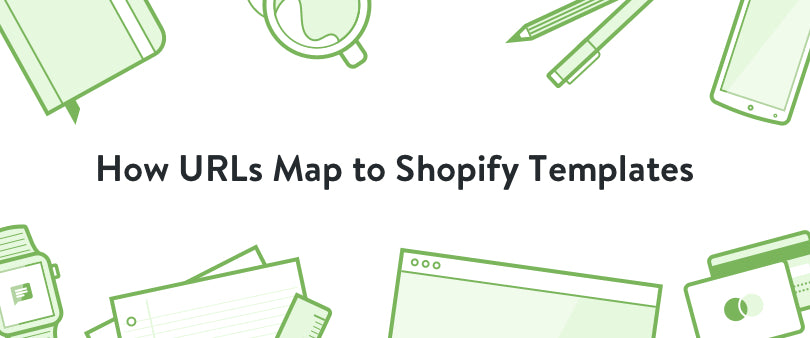 How URLs Map to Shopify Templates