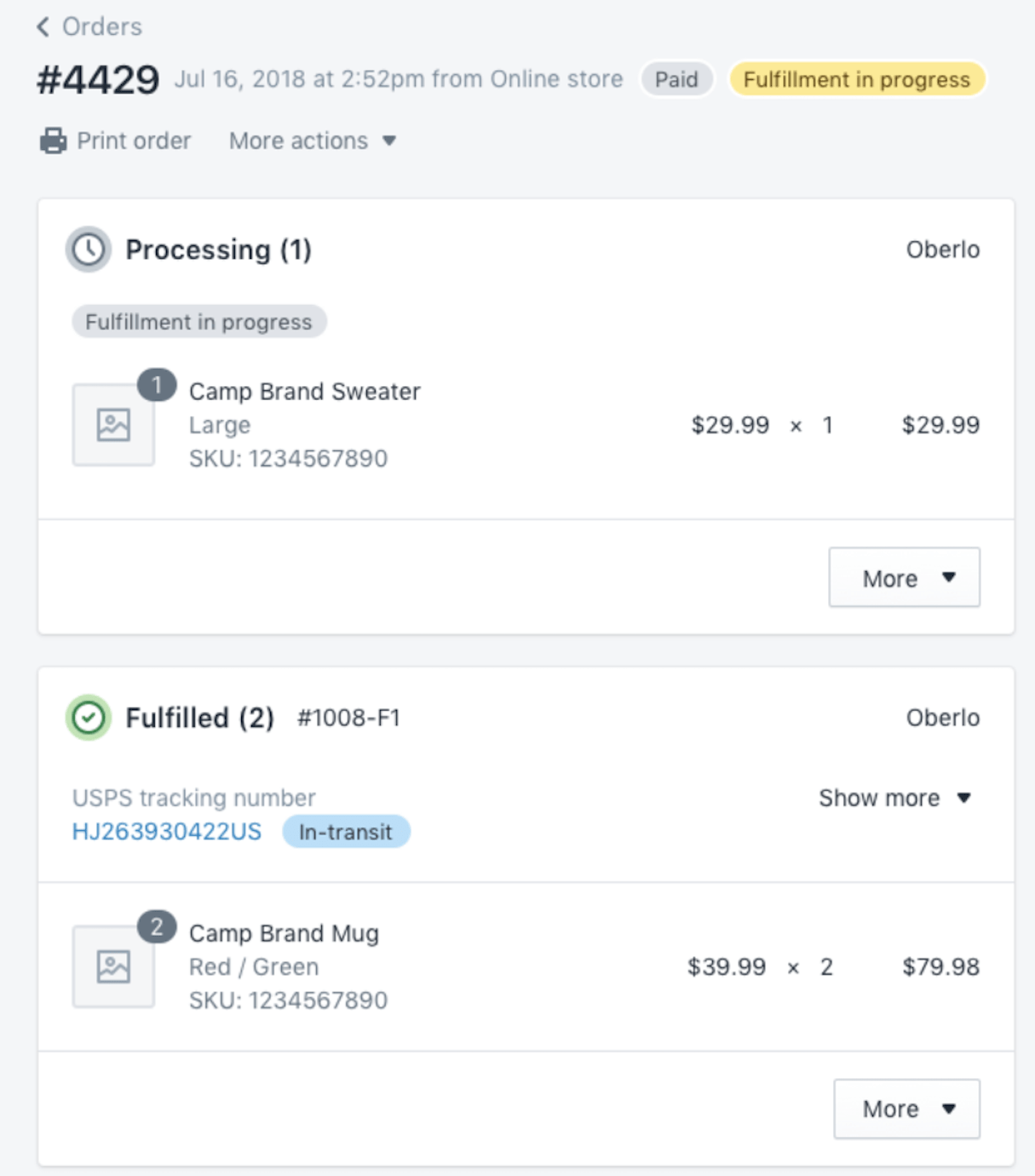 shopify unite 2019 announcements: fulfillment apis