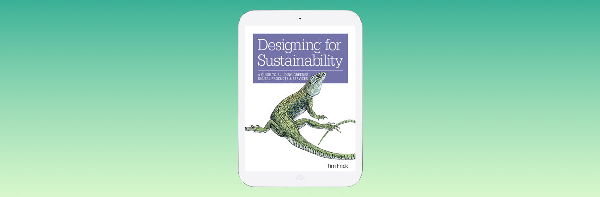 Web Design Books 2016: Designing for Sustainability