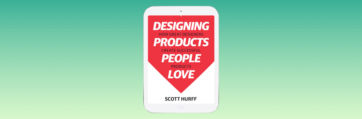 Web Design Books 2016: Designing Products