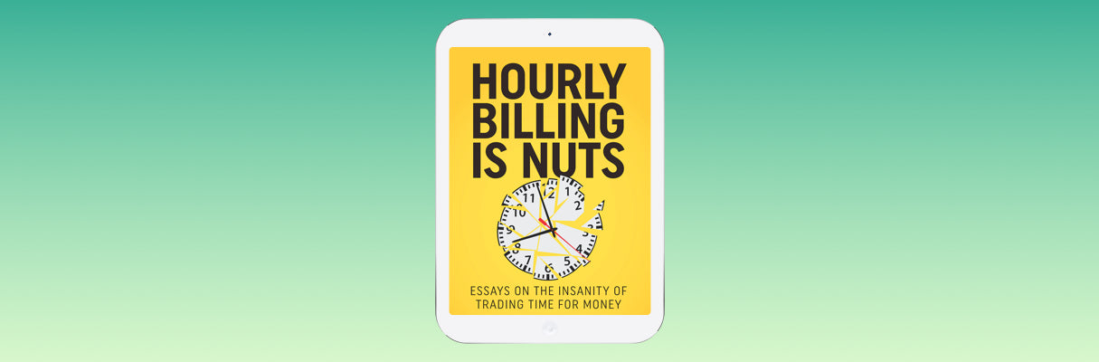 Web Design Books 2016: Hourly Billing Is Nuts