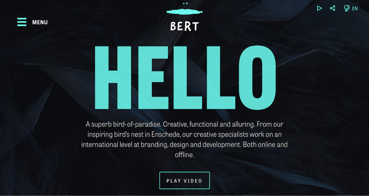 Fabulous 20 Memorable Web Design Portfolios to Inspire Your Own Website @LL86