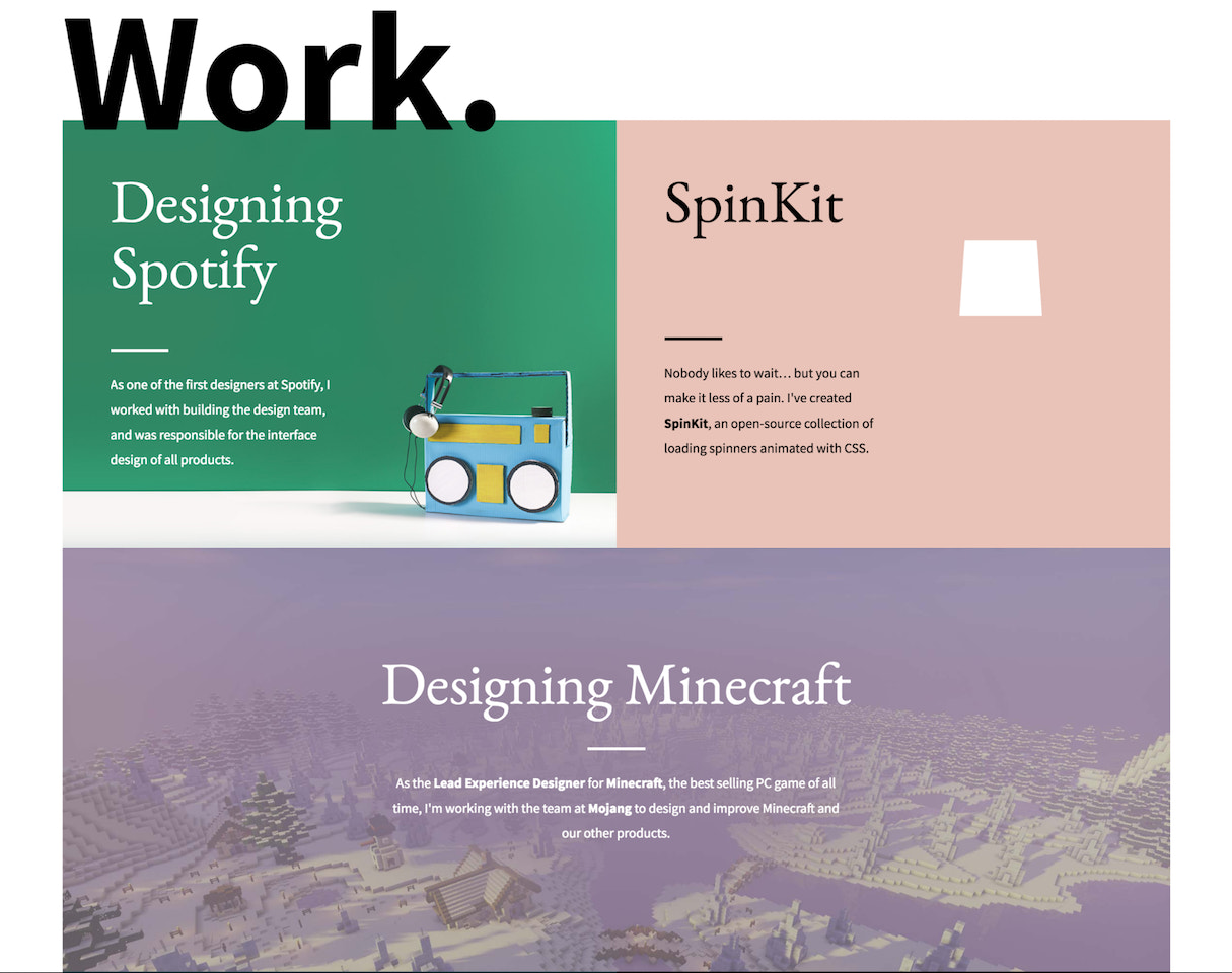 20 Memorable Web Design Portfolio Examples To Inspire Your Own Website Inspiration Creativity