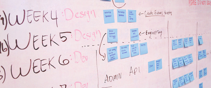 A Web Designer's Guide to Project Schedules