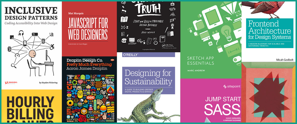 15 Web Design Books to Put on Your Wish List This Holiday