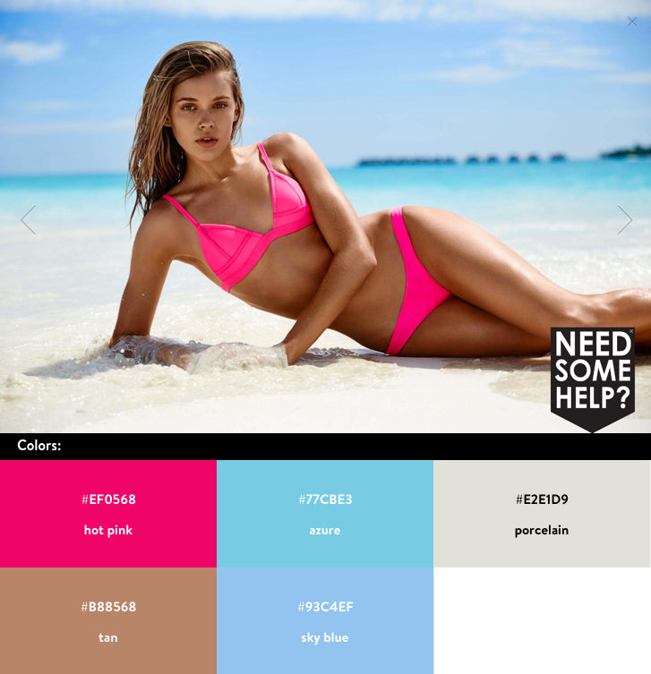 Website Color Schemes - Triangl