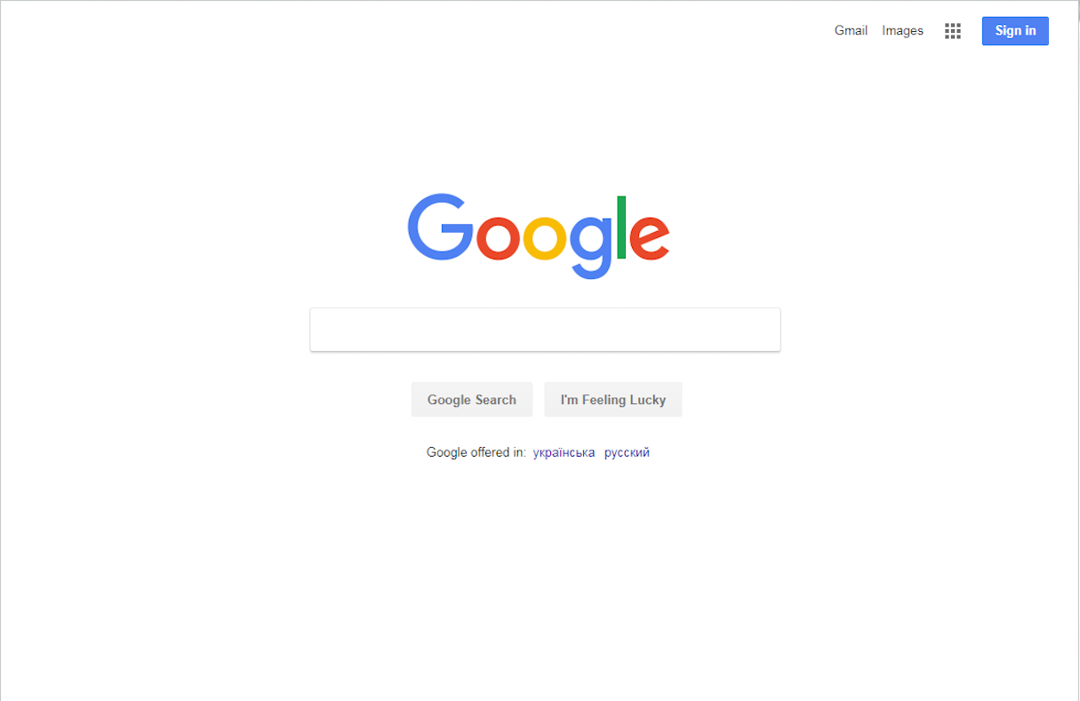 white-space-design-google