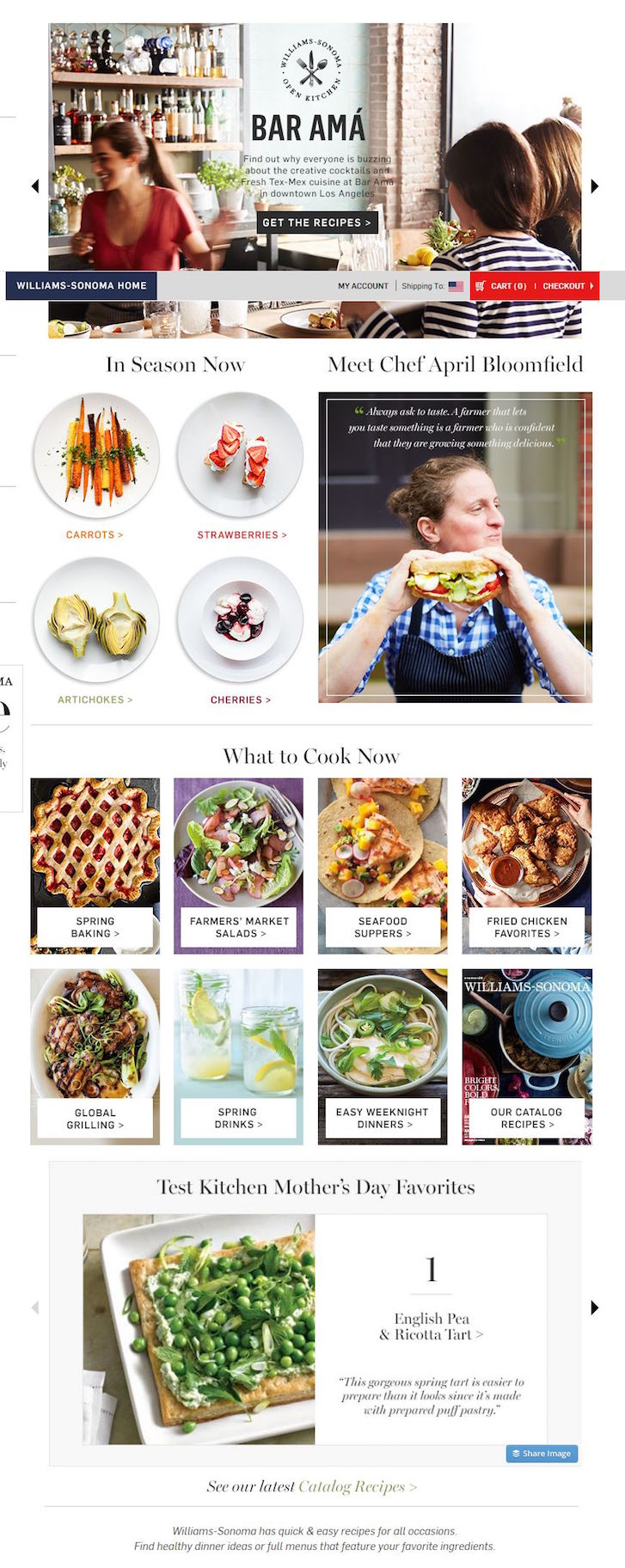 How to Design Product Pages That Convert: Williams Sonoma
