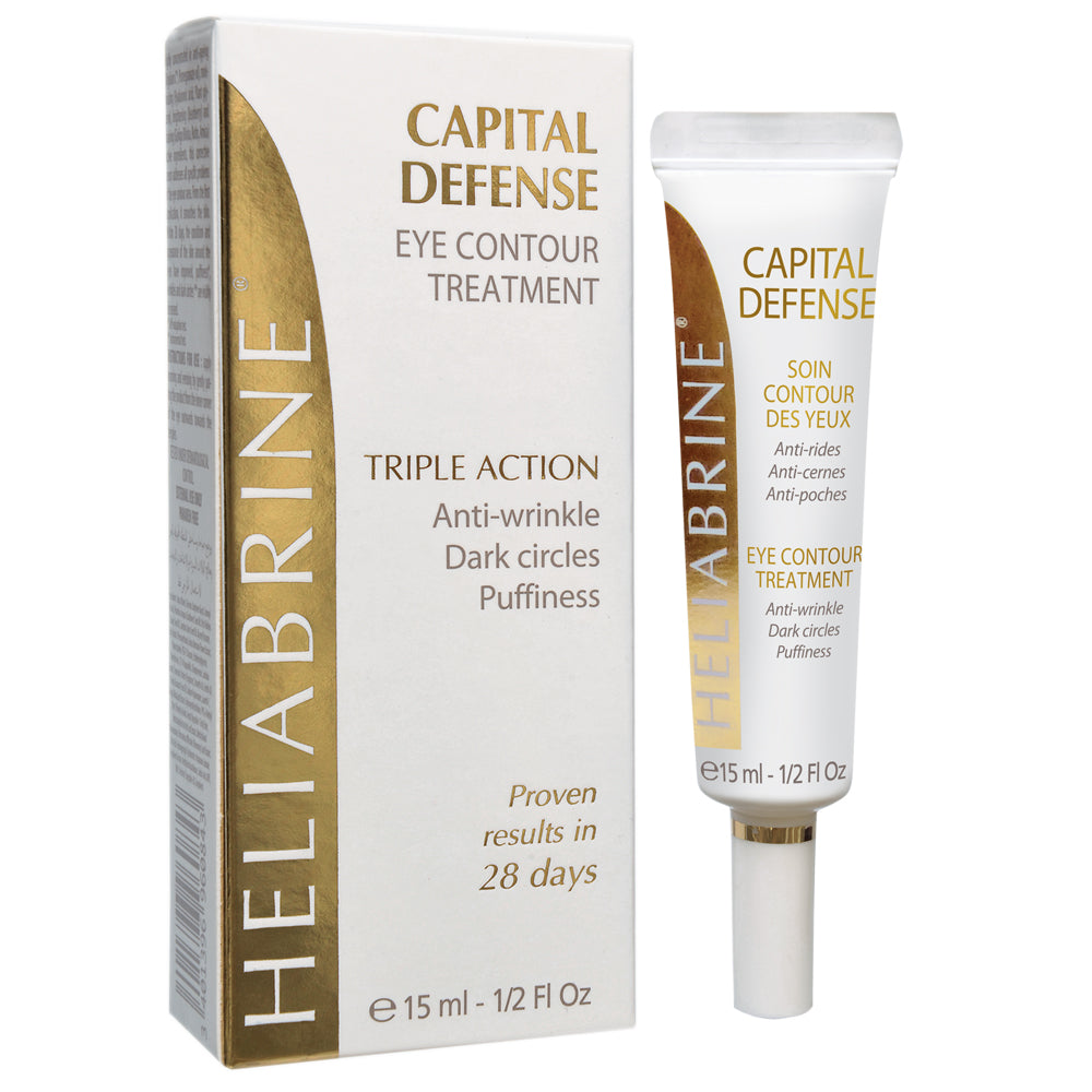 CAPITAL DEFENSE EYE CONTOUR TREATMENT 15 ml - 0.5 fl oz