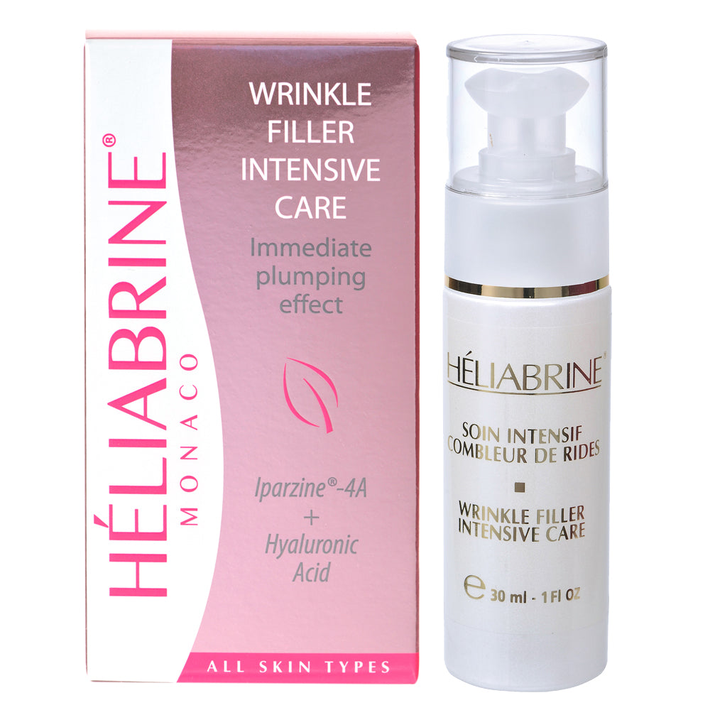 HELIABRINE WRINKLE FILLER INTENSIVE CARE   Immediate plumping effect