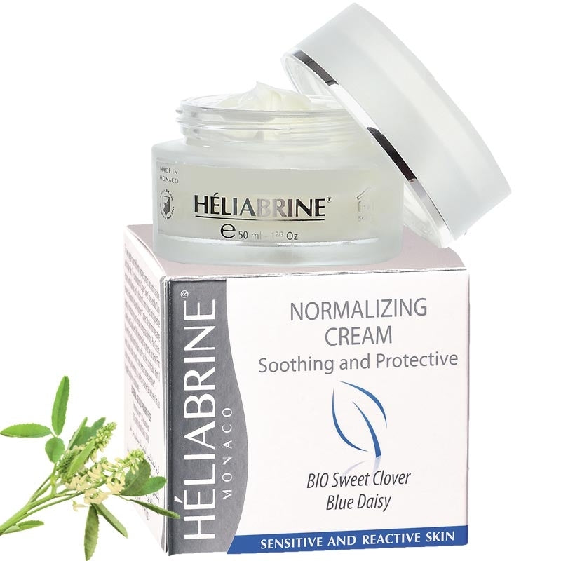 HELIABRINE NORMALIZING CREAM - Soothing & Protective 50 ml - 1 2/3 fl oz