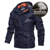 Breathable Bomber Jacket Men 2020 Spring Autumn Multi-pocket Military tactical Jackets Windbreaker Mens Coat Outdoor Stormwear