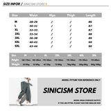 Sinicism Store New Summer Loose Harem Pants Men 2020 Cotton Linen Black Fitness Mens Trousers Solid 5XL Chinese Style Pants Mans