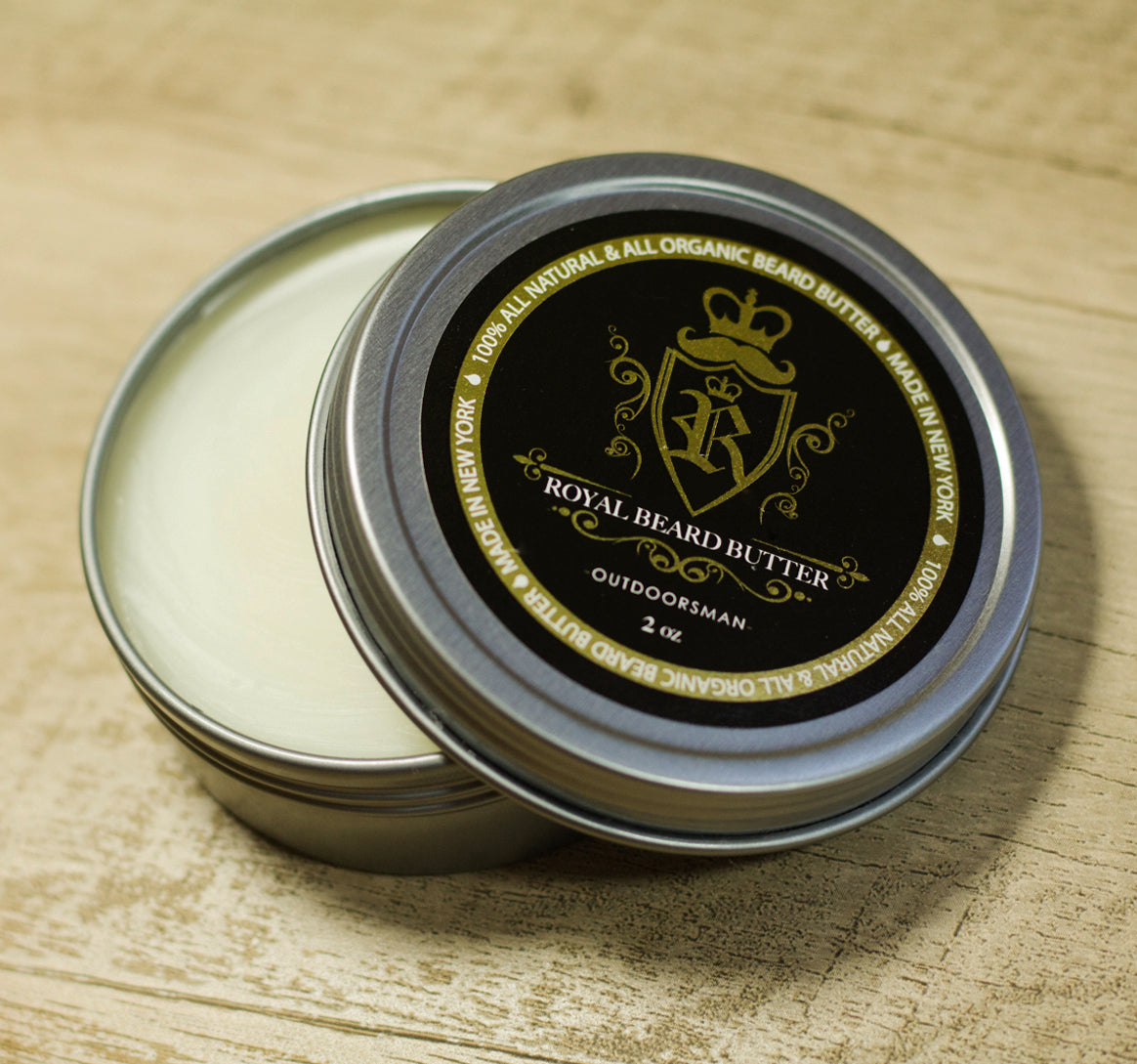 Royal Beard Butter - Outdoorsman Scent