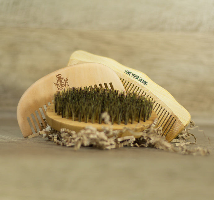 Royal Comb Brush Set