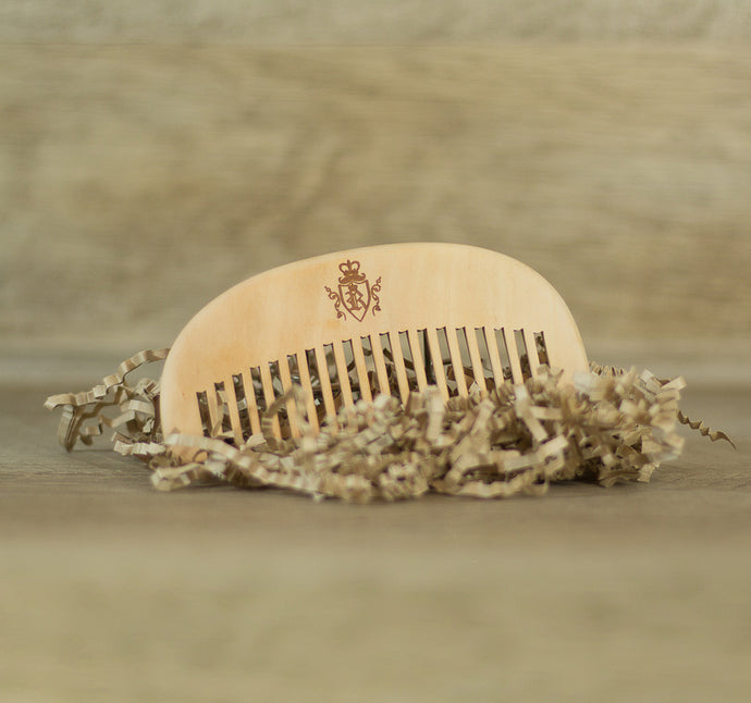 Royal Wide Tooth Mini Beard Comb