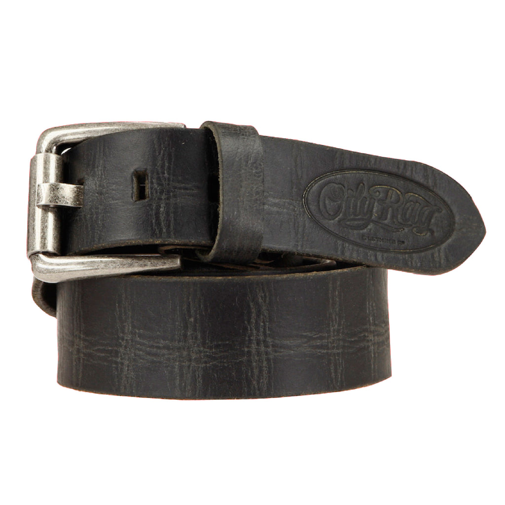 Mens Belt-Oil. Heritage Range.