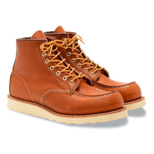 Red Wing Classic MOC Toe Boot 875