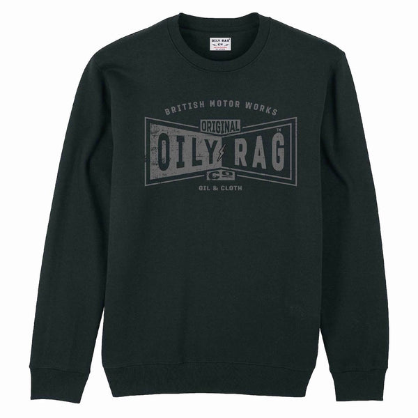 Original Crew Neck Sweatshirt - Black