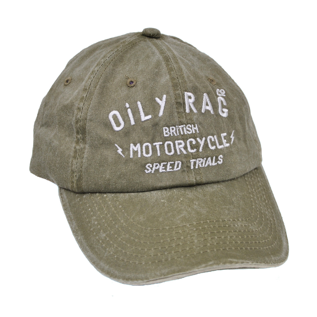 Oily Rag Speed Trials Cap
