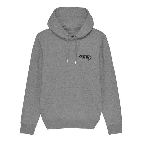 Spirit Hoodie - Mid Grey Heather