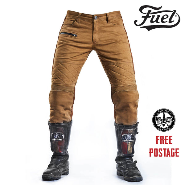 Fuel Sergeant Trousers - Sand