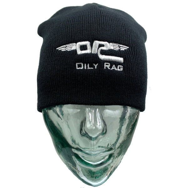 Oily Rag Winged Beanie