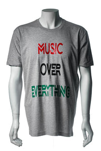 Music Over Everything by Values 4 Life (Men)