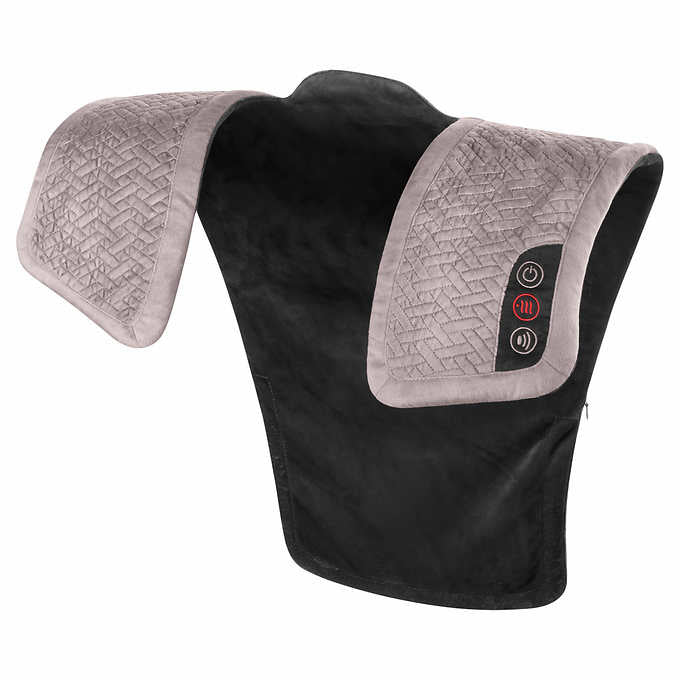 Homedics Comfort Pro Elite Massage Vibration Wrap with Heat