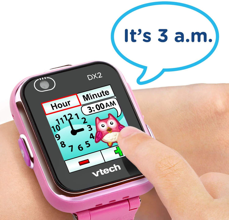 VTech Kidizoom Smartwatch DX2  Exclusive, Pink