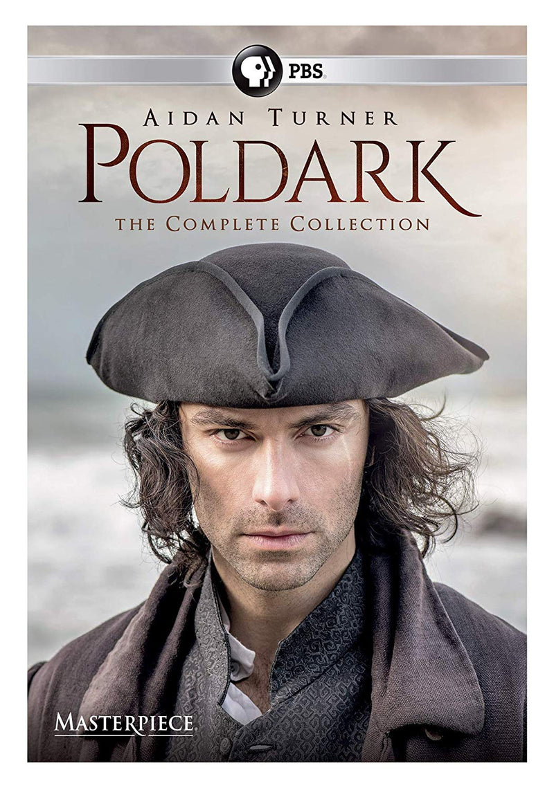 Poldark: Complete Series Seasons 1-5 Collection Boxset (Masterpiece),DVD