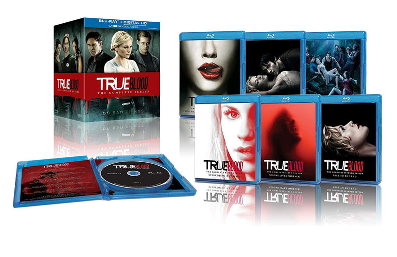 True Blood: The Complete Series [Blu-ray]