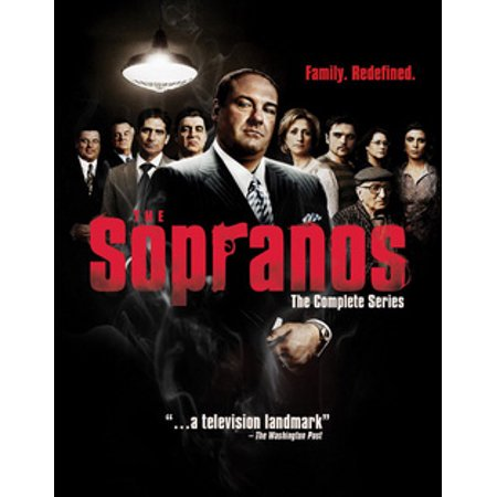 The Sopranos: The Complete Series(DVD)