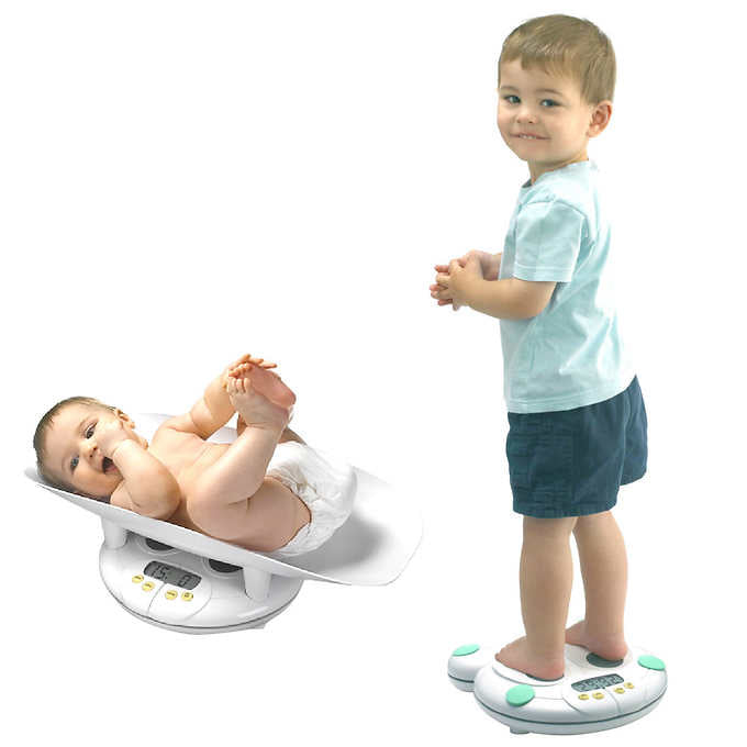 Laica Electronic Baby and Toddler Scale