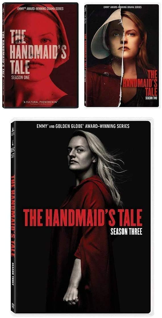 The Handmaid's Tale. Season 1-3