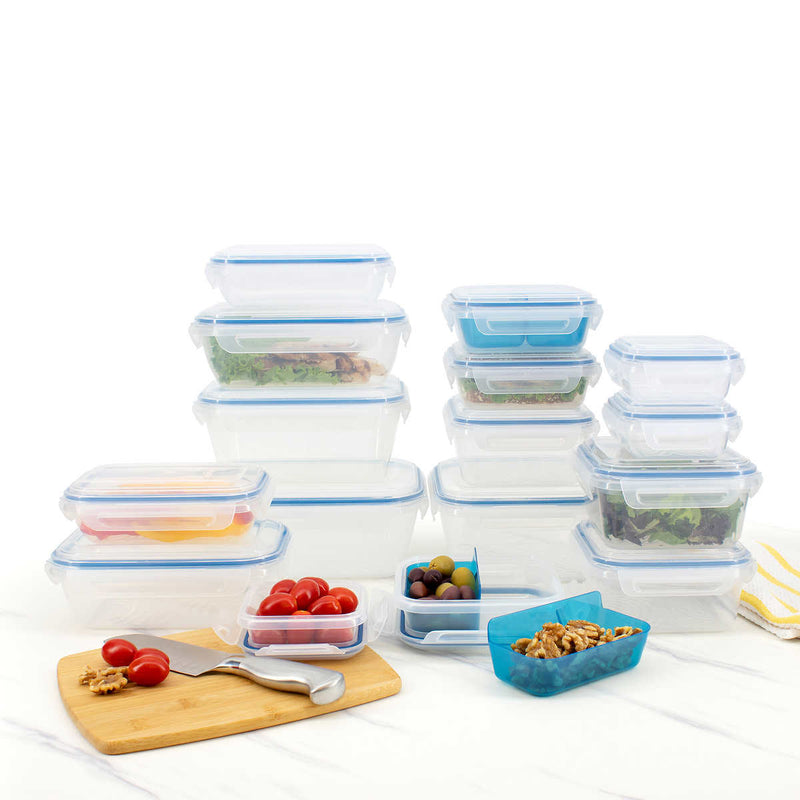 Snaplock Food Storage Set, 36-piece