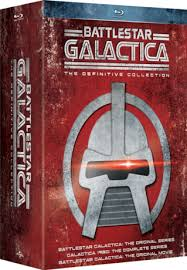 Battlestar Galactica The Definitive Collection Blu-ray
