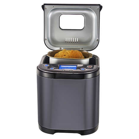 Stainless Steel Digital Bread Maker Frigidaire  Black