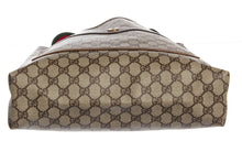 Load image into Gallery viewer, Vintage GUCCI Plus Beige GG Plus Coated Canvas Shoulder