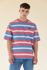 CANDY STRIPE KNIT TEE