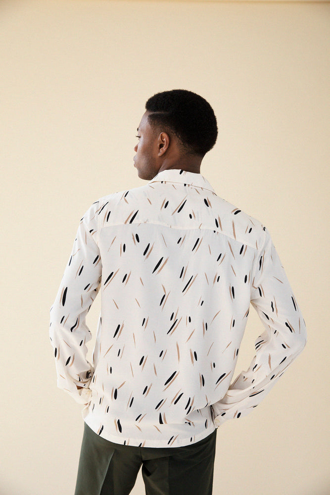 Load image into Gallery viewer, IVORY LS SHIRT