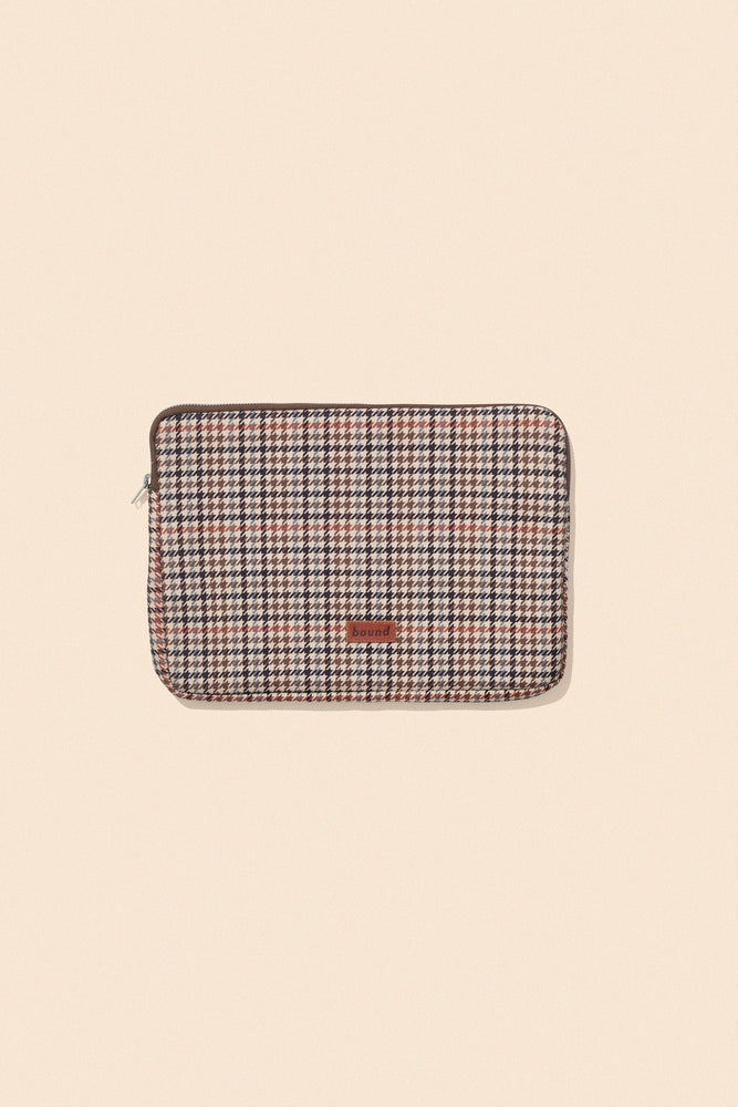 "DOGTOOTH 13"" LAPTOP SLEEVE"