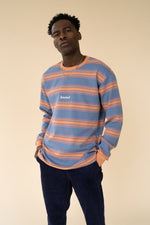 SUNSET STRIPE LONGSLEEVE TEE