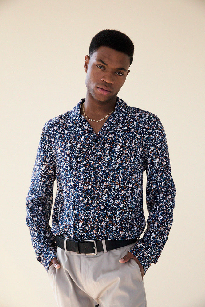 LARKSPUR LS SHIRT