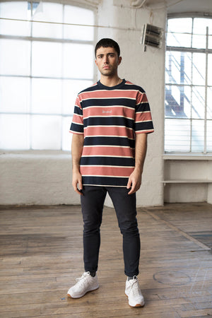 REGAL STRIPE TEE